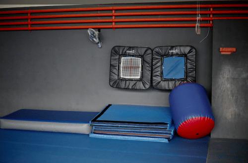 Ducks - спортивный комплекс с батутами и экстрим зоной • 2021 • RoomRoom 12