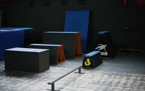 Ducks - спортивный комплекс с батутами и экстрим зоной • 2021 • RoomRoom 2