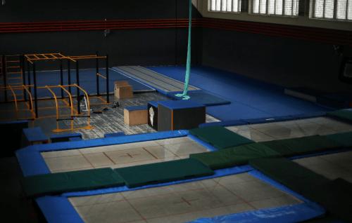 Ducks - спортивный комплекс с батутами и экстрим зоной • 2021 • RoomRoom 3