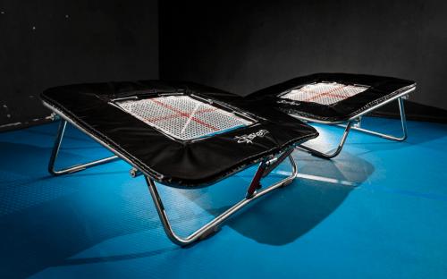 Ducks - спортивный комплекс с батутами и экстрим зоной • 2021 • RoomRoom 4