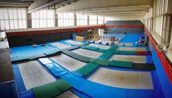 Аренда гимнастических залов в Украине почасово • 2021 • RoomRoom 4