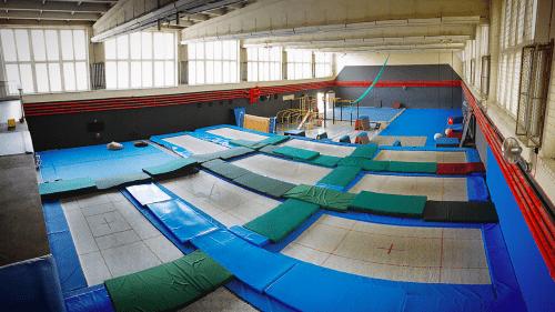 Ducks - спортивный комплекс с батутами и экстрим зоной • 2021 • RoomRoom 1
