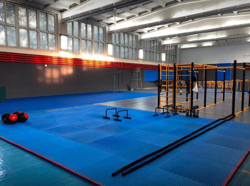 Ducks - спортивный комплекс с батутами и экстрим зоной • 2021 • RoomRoom 15
