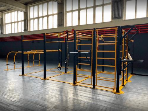 Ducks - спортивный комплекс с батутами и экстрим зоной • 2021 • RoomRoom 14