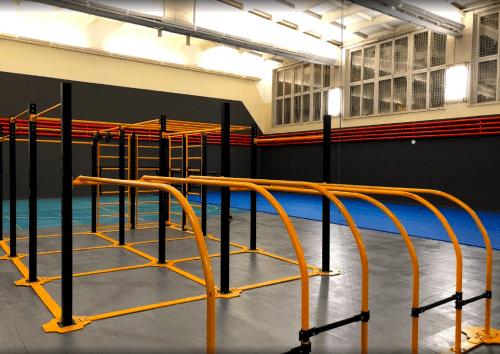 Ducks - спортивный комплекс с батутами и экстрим зоной • 2021 • RoomRoom 13