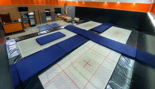 Ducks Arena - большой батутный зал • 2021 • RoomRoom 1