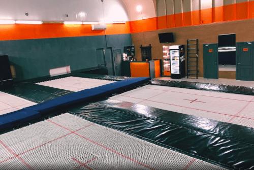 Ducks Arena - большой батутный зал • 2021 • RoomRoom 5