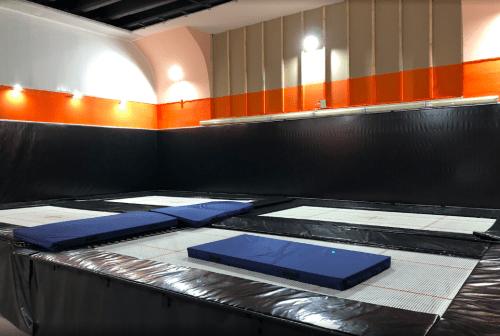 Ducks Arena - большой батутный зал • 2021 • RoomRoom 6