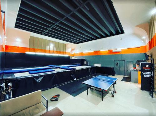 Ducks Arena - большой батутный зал • 2021 • RoomRoom 7
