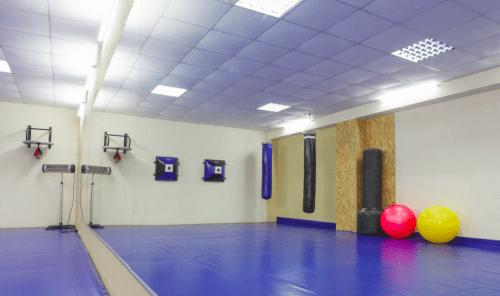 Jumping Hall - батутный зал и 2 зала с татами на Берестейской • 2021 • RoomRoom 5