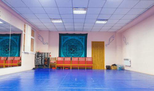 Jumping Hall - батутный зал и 2 зала с татами на Берестейской • 2021 • RoomRoom 6