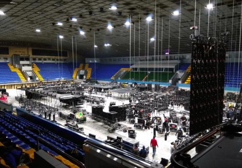 Дворец Спорта - главная национальная арена Киева • 2021 • RoomRoom 11