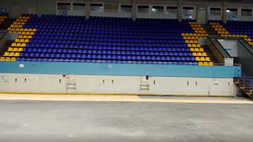 Дворец Спорта - главная национальная арена Киева • 2021 • RoomRoom 13