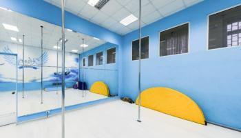 Лучшие места для танцев на пилоне в Украине • 2021 • RoomRoom 8