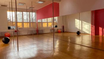Лучшие места для танцев на пилоне в Украине • 2021 • RoomRoom 3