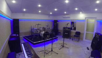 Лучшие места для записи чистого звука в Украине • 2021 • RoomRoom 14