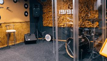 Лучшие места для записи чистого звука в Украине • 2021 • RoomRoom 11