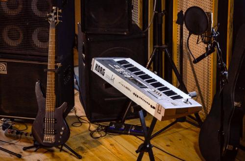 Bright Sound - 2 репетиционных зала в лофт стиле • 2021 • RoomRoom 10
