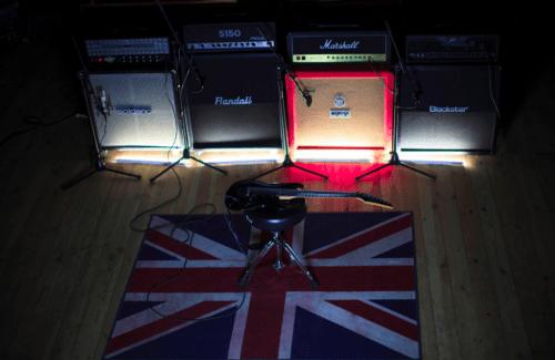 Bright Sound - 2 репетиционных зала в лофт стиле • 2021 • RoomRoom 5