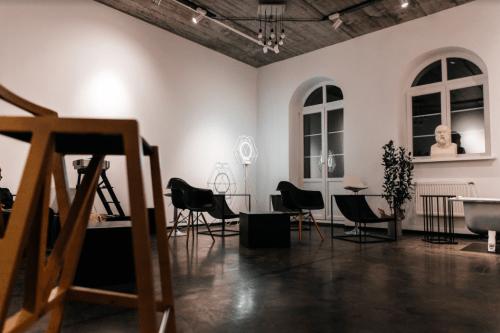 Qoob - творческое арт-пространство на Воздвиженке • 2021 • RoomRoom 2