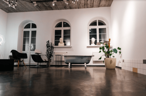 Qoob - творческое арт-пространство на Воздвиженке • 2021 • RoomRoom 1