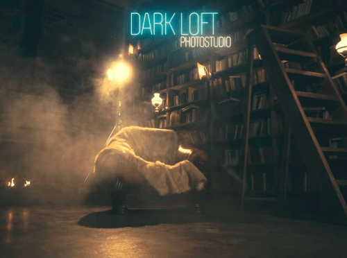 Dark Loft - фотостудия с 2 залами в стиле лофт • 2021 • RoomRoom 9