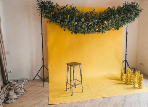 Duo - стильная фотостудия Харькова с 3 залами • 2021 • RoomRoom 6