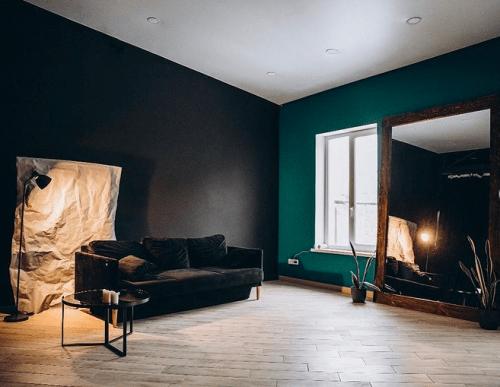 Duo - стильная фотостудия Харькова с 3 залами • 2021 • RoomRoom 3