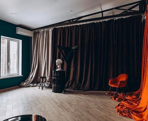 Duo - стильная фотостудия Харькова с 3 залами • 2021 • RoomRoom 5