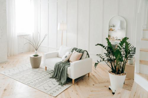 Place - 2 интерьерных зала в стиле бохо • 2021 • RoomRoom 10