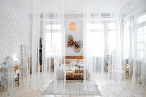 Place - 2 интерьерных зала в стиле бохо • 2021 • RoomRoom 2