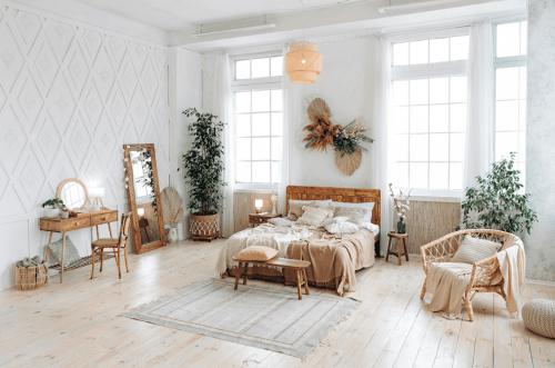 Place - 2 интерьерных зала в стиле бохо • 2021 • RoomRoom 1