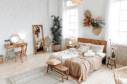 Place - 2 интерьерных зала в стиле бохо • 2021 • RoomRoom 4