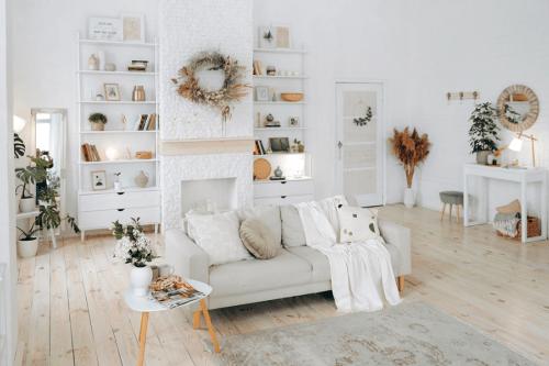 Place - 2 интерьерных зала в стиле бохо • 2021 • RoomRoom 7