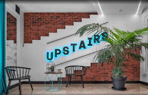 Upstairs - фотостудия с 4 залами и террасой на Лукьяновке • 2021 • RoomRoom 3