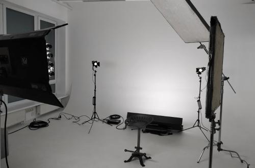 Upstairs - фотостудия с 4 залами и террасой на Лукьяновке • 2021 • RoomRoom 4
