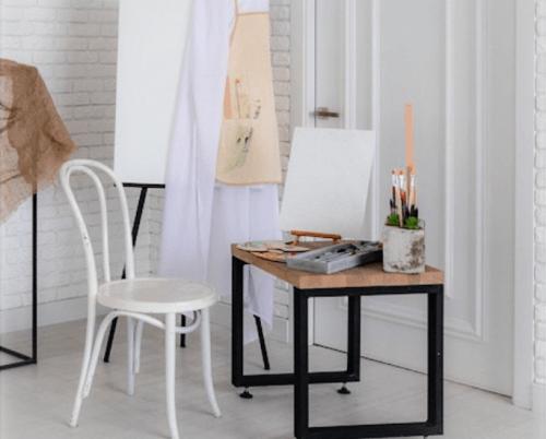 Upstairs - фотостудия с 4 залами и террасой на Лукьяновке • 2021 • RoomRoom 15