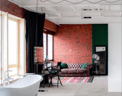 Upstairs - фотостудия с 4 залами и террасой на Лукьяновке • 2021 • RoomRoom 6