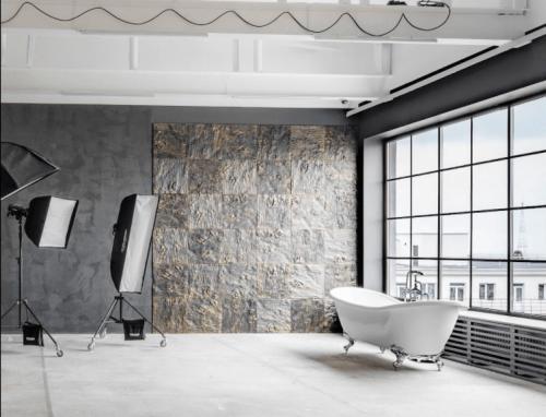 Upstairs - фотостудия с 4 залами и террасой на Лукьяновке • 2021 • RoomRoom 1