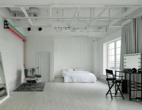 Upstairs - фотостудия с 4 залами и террасой на Лукьяновке • 2021 • RoomRoom 8