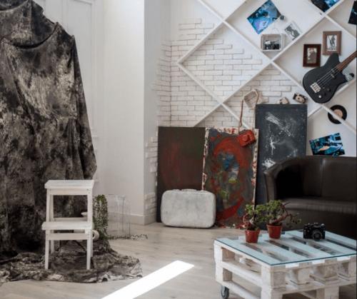 Bardak - небольшая фотостудия возле метро Проспект Гагарина • 2021 • RoomRoom 9