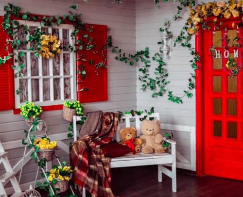 Favore - фотостудия для семейных фотосессий с 2 залами • 2021 • RoomRoom 1