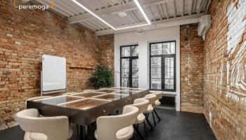 Аренда офисов в Украине почасово • 2021 • RoomRoom 11
