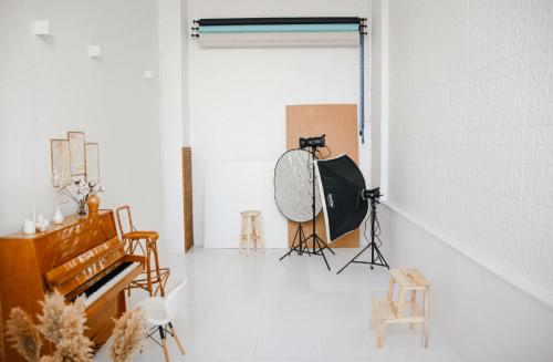 PhotoFocus - необычная фотостудия с 2 залами на Олимпийской • 2021 • RoomRoom 6