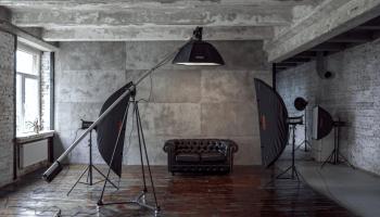Аренда фотостудий в Украине почасово • 2021 • RoomRoom 5