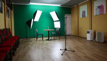 Аренда репетиционных баз в Украине почасово • 2021 • RoomRoom 3